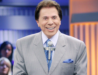 Sílvio Santos na TV